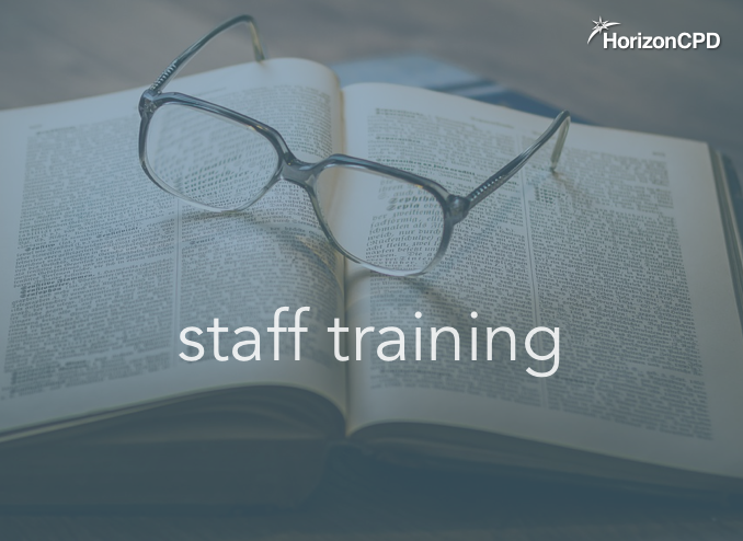 Benefits of staff training